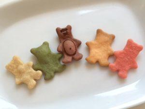 たぬきクッキー